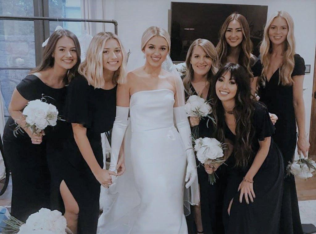 On her wedding day, Sadie Robertson was a sight for sore eyes.   #DuckDynasty, #SadieRobertson, #Wedding #sadierobertson