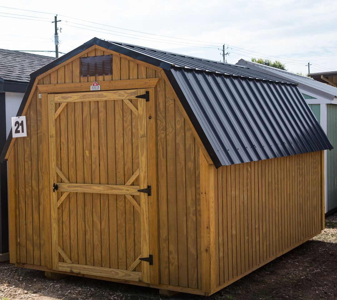 Which Company has the best yard barn and portable building