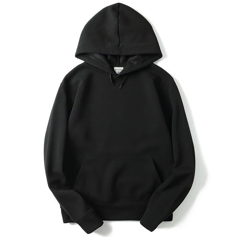 Harajuku Oversized Mens Hoodies Sweatshirt Man Hip Hop Streetwear Sweatshirts Top,Red,XXXL