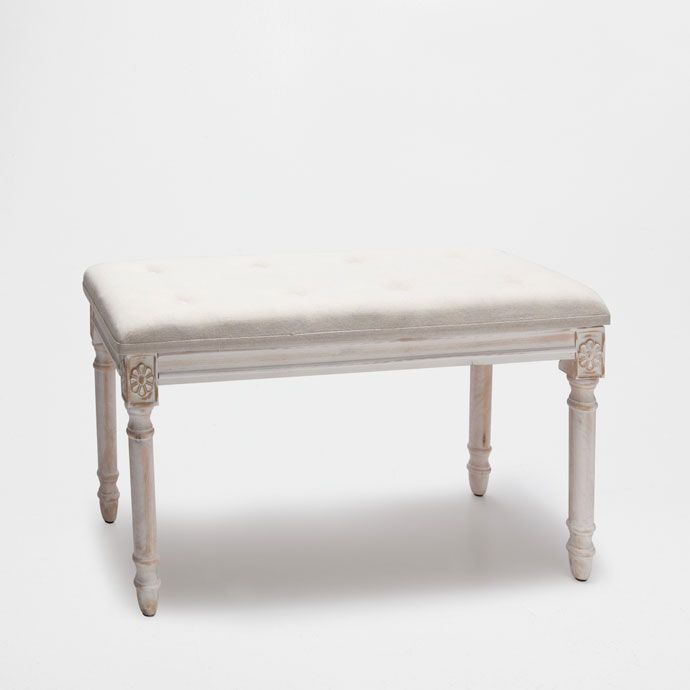 UPHOLSTERED BENCH   FURNITURE   DECORATION   Zara Home United States of  America. Upholstered bench   Upholstered bench and Bench furniture