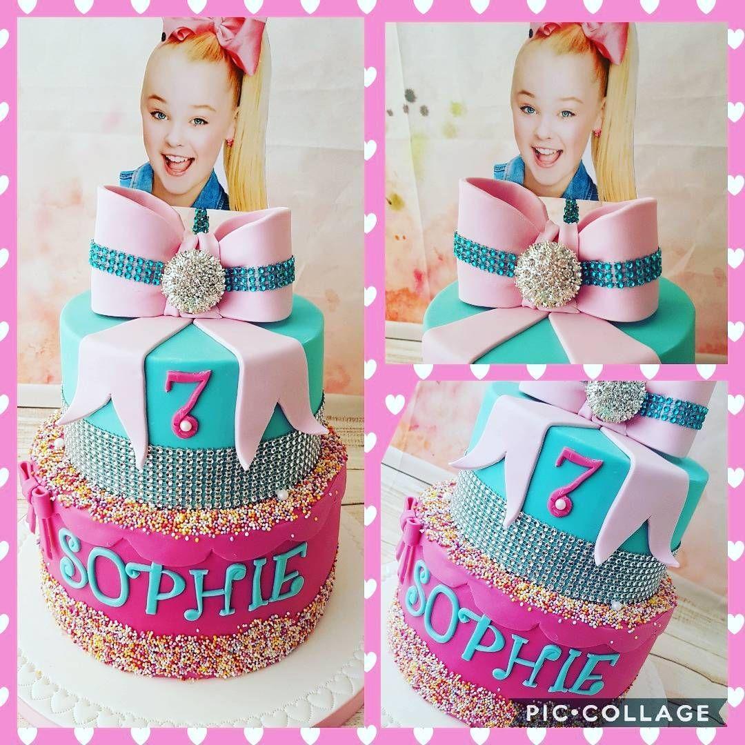 Jojo Siwa Birthday Party Ideas Jojo Siwa Cake