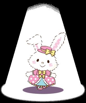 うさぎ サンリオ キャラクター
