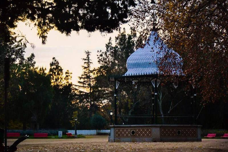 Coreto Jardim Público de Évora