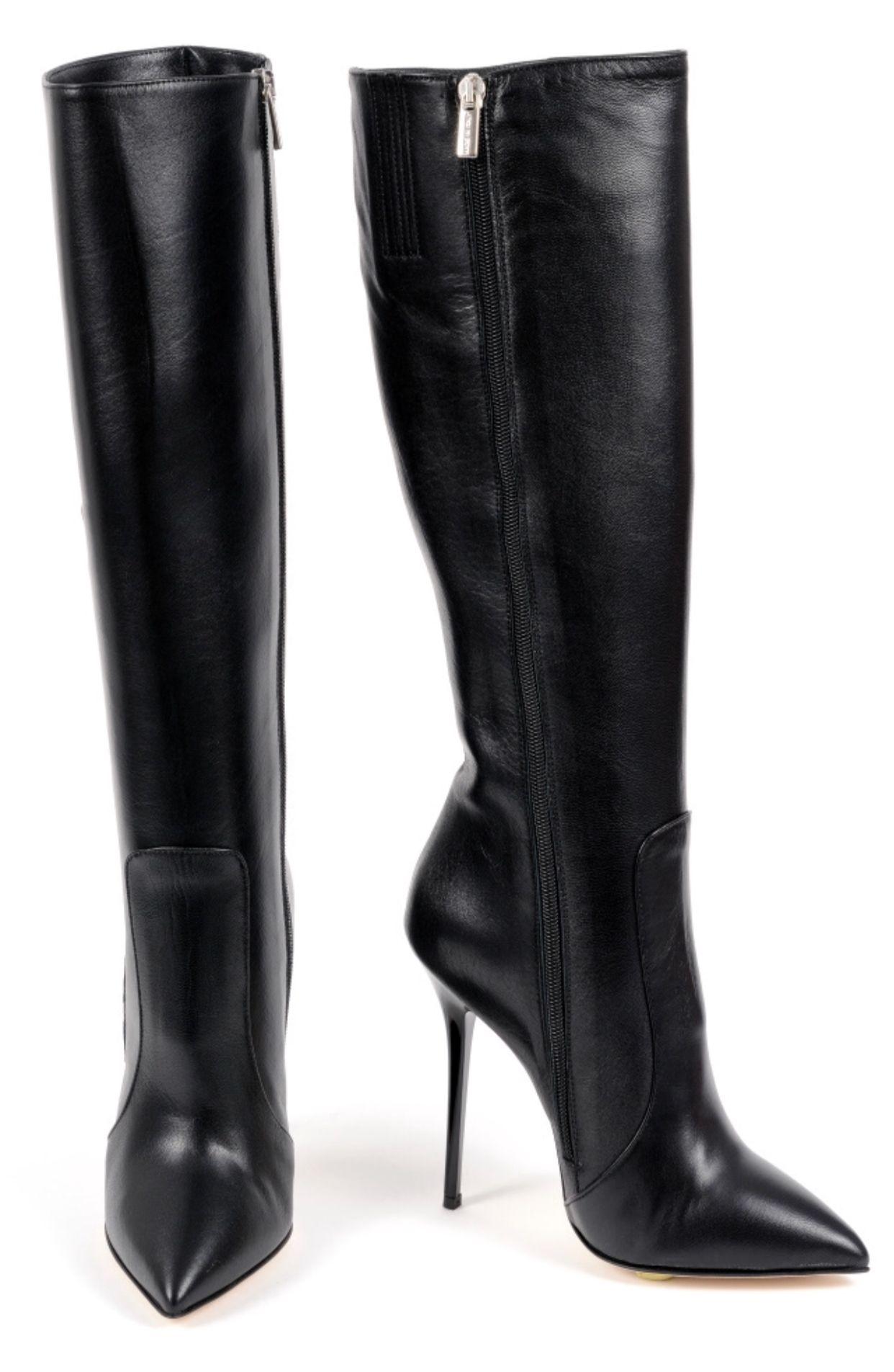 564c490108 High heels boots Cinderela