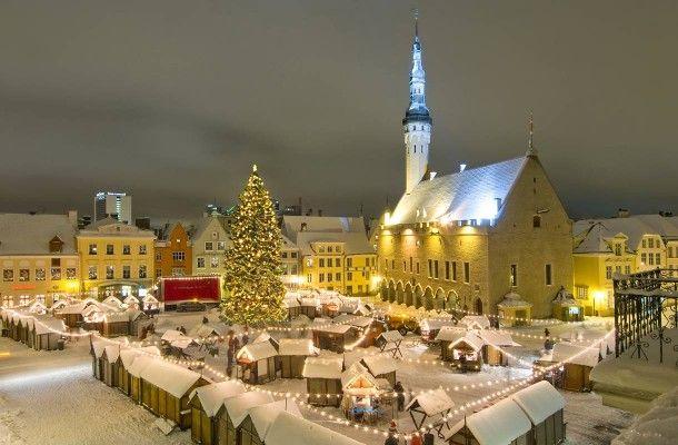 Nauti tunnelmasta Tallinnan joulumarkkinoilla – 5 vinkkiä kävijälle