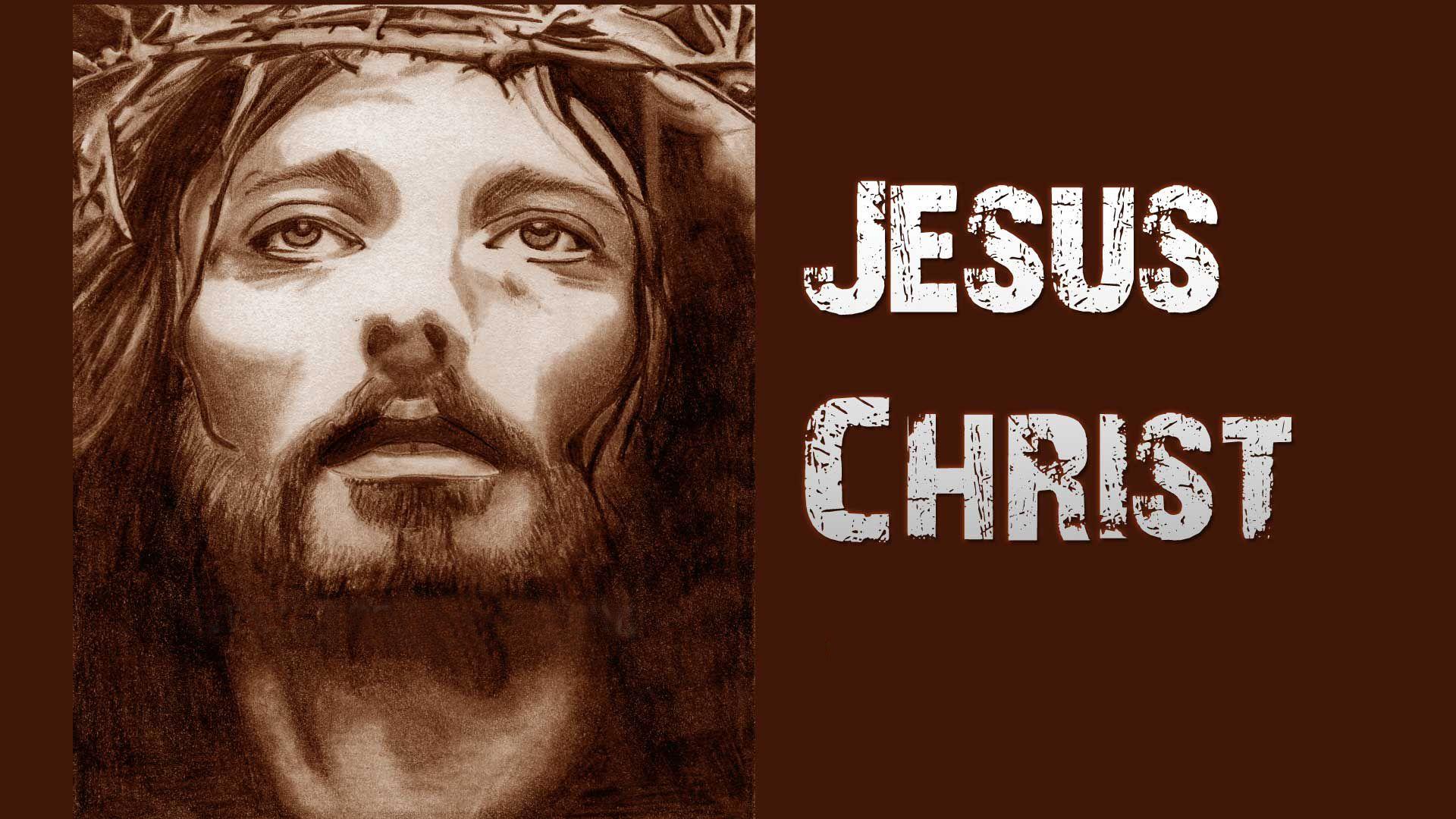 Lord Jesus Christ HDTV Wallpaper