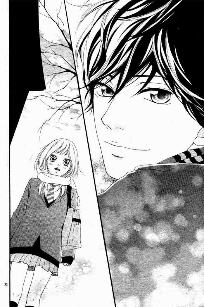 Resultado de imagen para ao haru ride manga