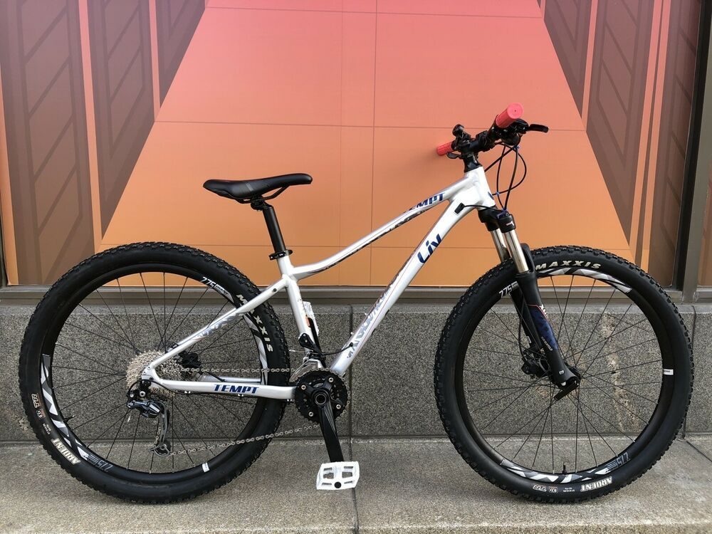 Demo Low Miles 2019 Liv Tempt 2 Hardtail Mountain Bike Refreshed