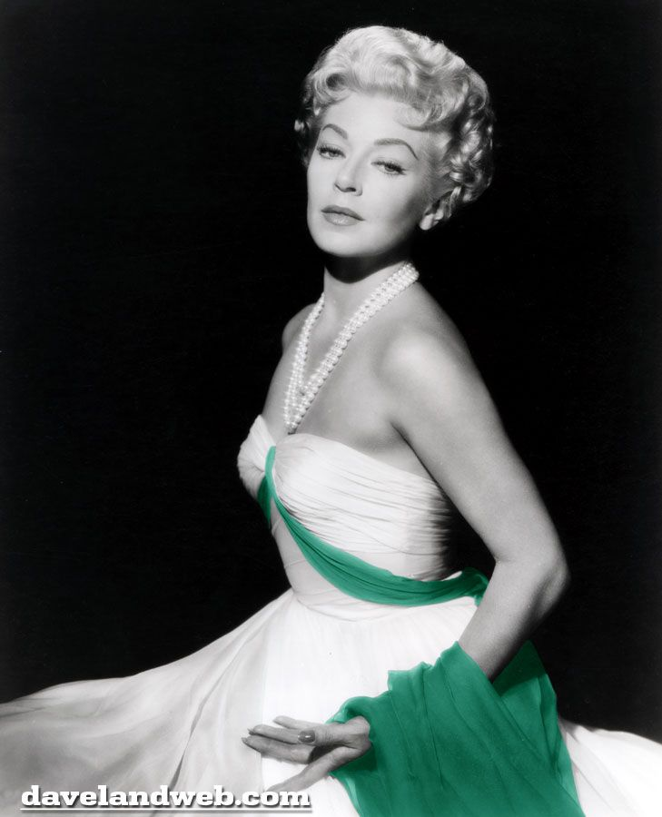 An amazing '50s gem, with amazing style. Ms. Turner's wardrobe alone was the first $1 million wardrobe for a single actress in Hollywood history. Amazing gowns, and styles for all the women in this film. *Lana Turner had, quite possibly, the best wardrobe of any Hollywood film EVER in Imitation of Life.*