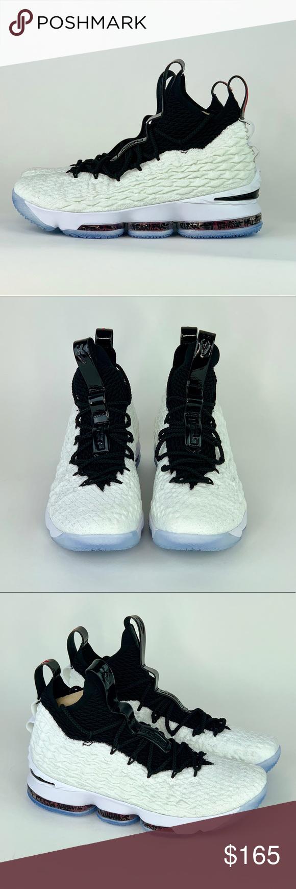 Nike LeBron XV  Graffiti  Basketball Shoe Sz 10 Brand New Nike LeBron XV   5a260ab37