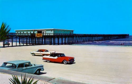 Original Jacksonville Beach Pier Jacksonville Florida