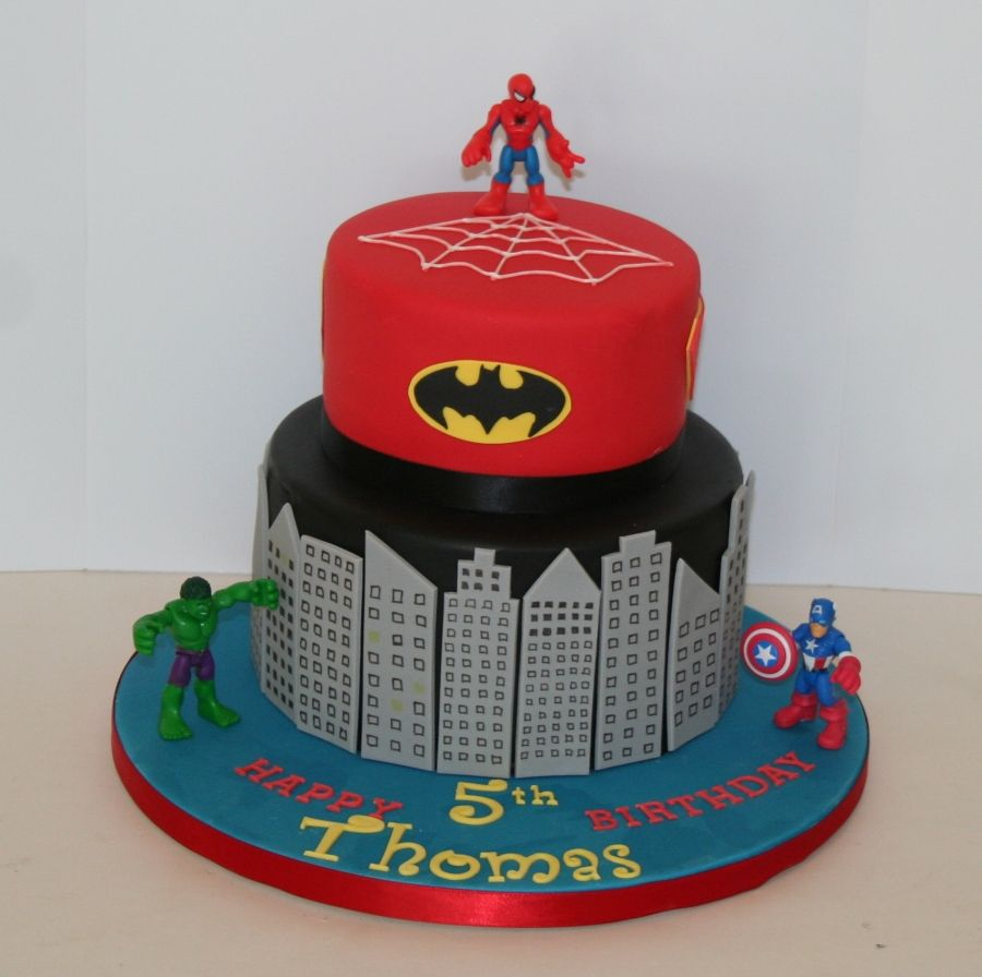 Kids birthday cakes made to order Sheffield UK Little D