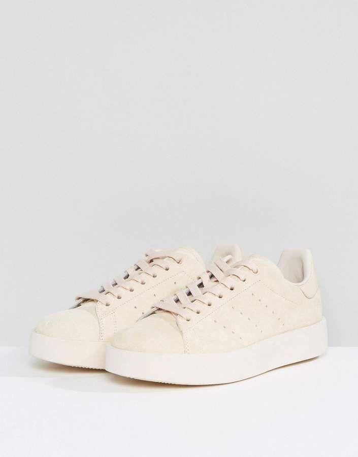 Auténtico Moda Zapatillas Adidas Originals Stan Smith Bold