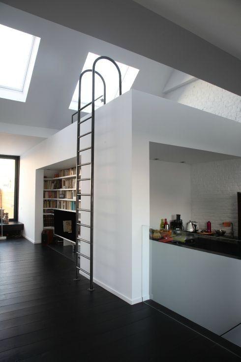 bilderparade ccciv put the 39 bild 39 in 39 bildung 39 style pinterest treppe leiter und dachboden. Black Bedroom Furniture Sets. Home Design Ideas