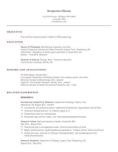 52 Basic Resume Templates Hloom Com Resume Templates Basic Resume Resume Template Professional