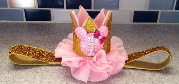 Hey, I found this really awesome Etsy listing at https://www.etsy.com/listing/241311635/pink-and-gold-minnie-mouse-birthday