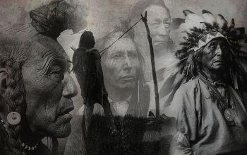 cherokee indian background