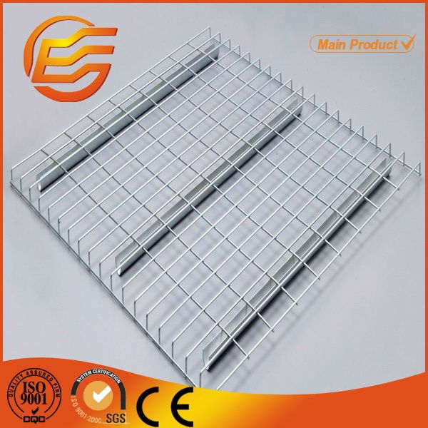 Galvanized Perforated Steel Welded Wire Mesh Deck Panels For Storage ...