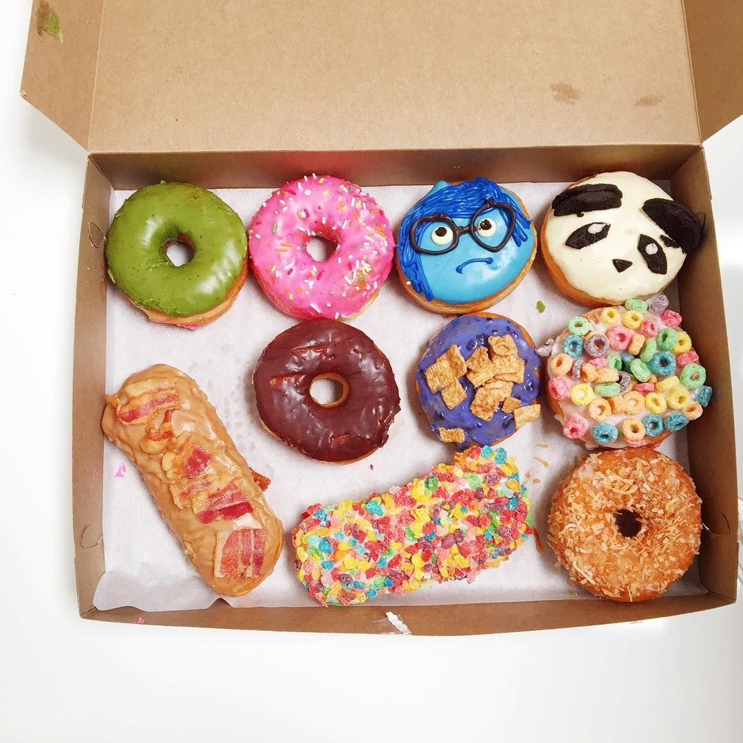 Office Treats - California Donuts!