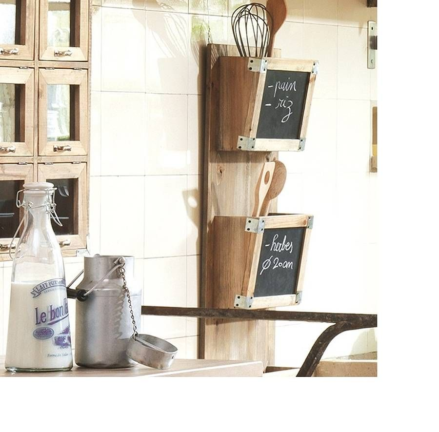 chalkboard on storage bins - cutlery or similar? Kitchen storage by DaisyHardcastle £87 notonthehighstreet