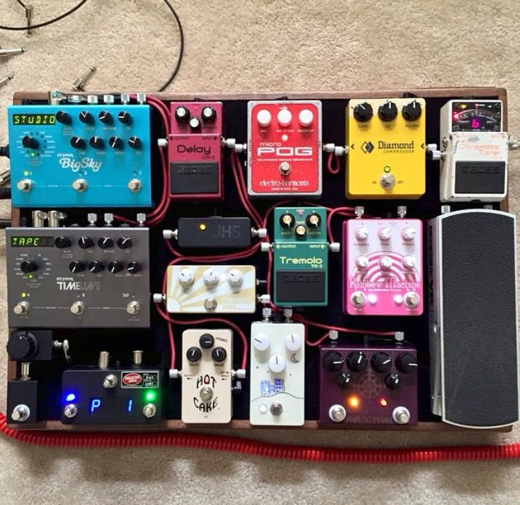 pin by justin dirrenberger on guitar rigs pedalboard guitar pedals guitar effects pedals. Black Bedroom Furniture Sets. Home Design Ideas