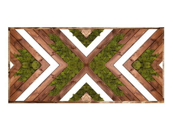 #Art #Boho #decor #Geometric #Hanging #Large #Moss #Preserved #Reclaimed #Rustic #Wall #Wood #wood art diy #wood art easy #wood art ideas #wood art painted #wood art projects #Zydeco