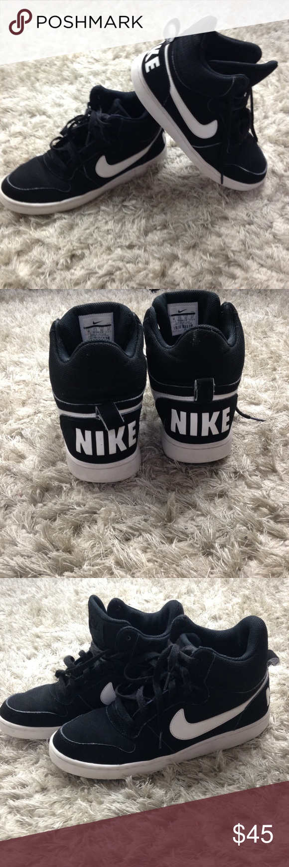 wholesale dealer 763bd cb63b Nike Recreational MID Basketball Shoes US Size 10 Womens ( or Mens if you  want