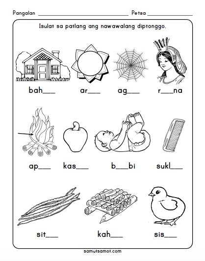 free printable worksheets for filipino kids