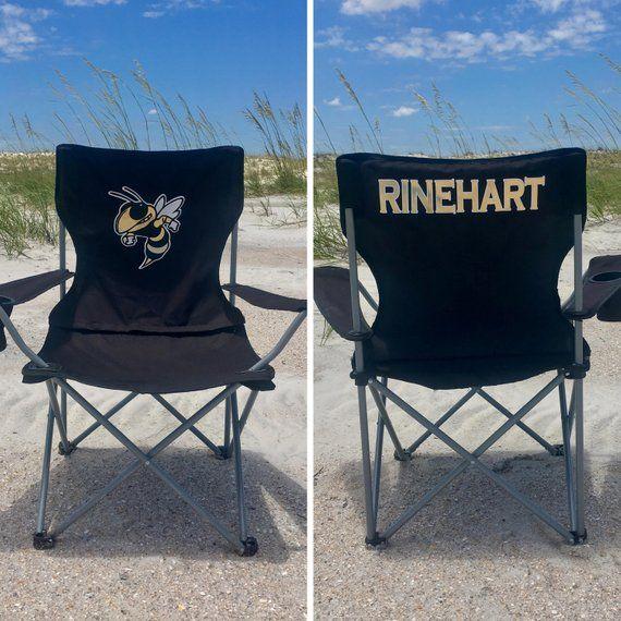 Brilliant Custom Folding Chair Personalized Chair Beach Chair Creativecarmelina Interior Chair Design Creativecarmelinacom
