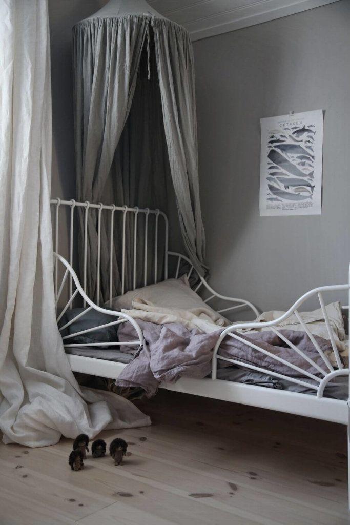 Inspiration Aus Babyzimmer Wird Kinderzimmer Ikea Minnen Bed