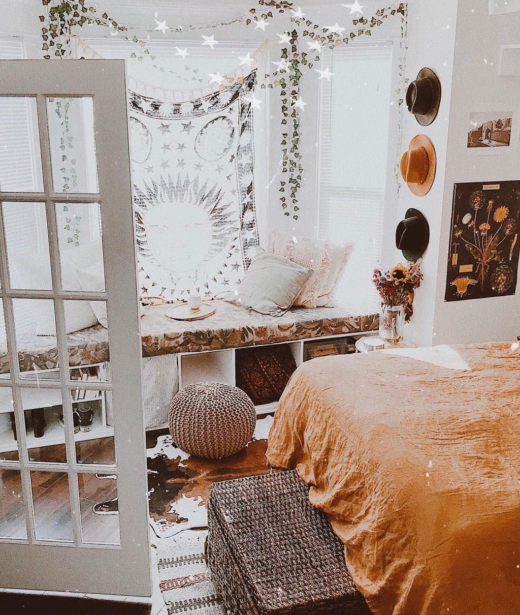 55 Cozy Fall Bedroom Decoration Ideas images