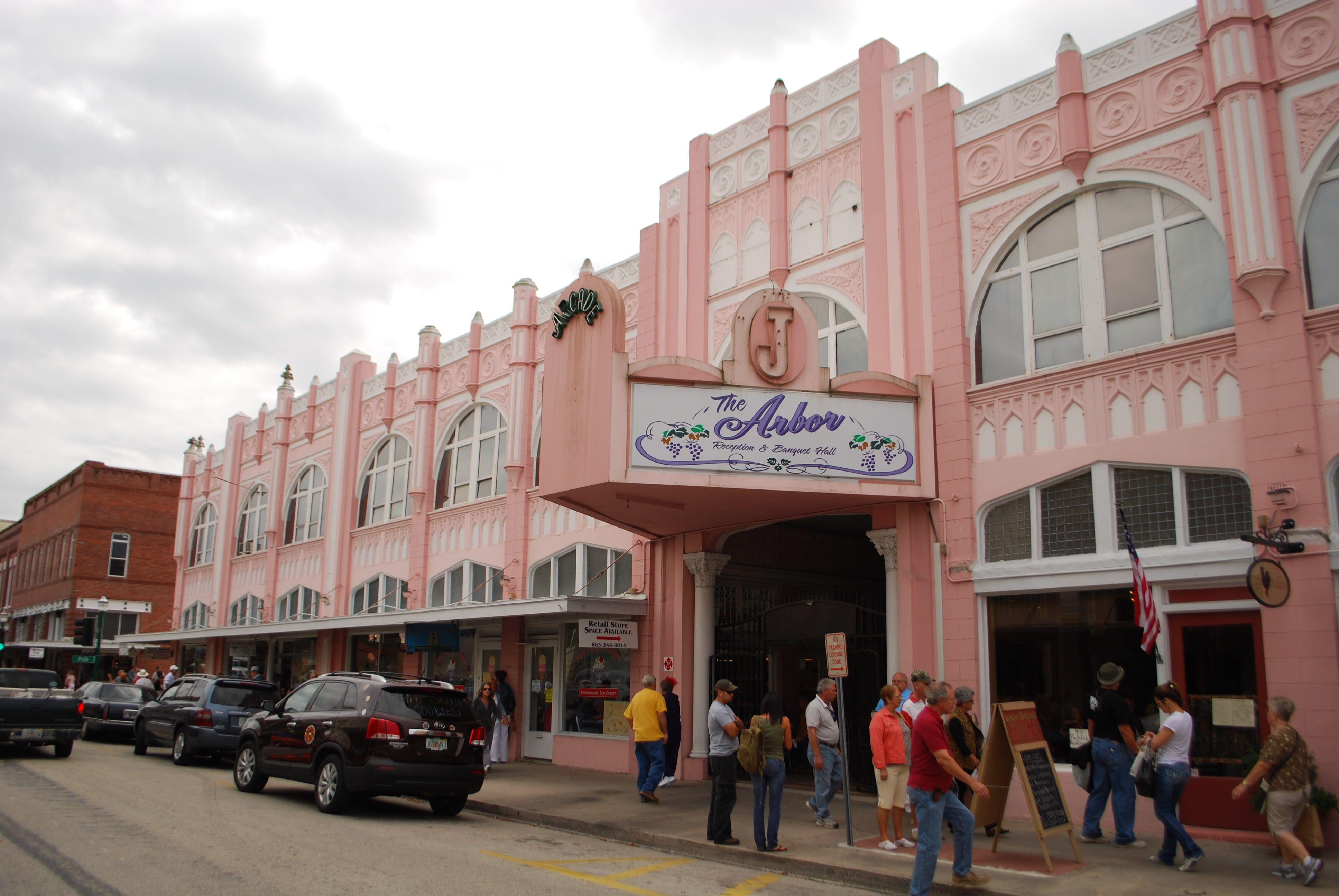 antique stores arcadia fl The Arbor building, Arcadia, FL visitdesoto.| DeSoto County  antique stores arcadia fl