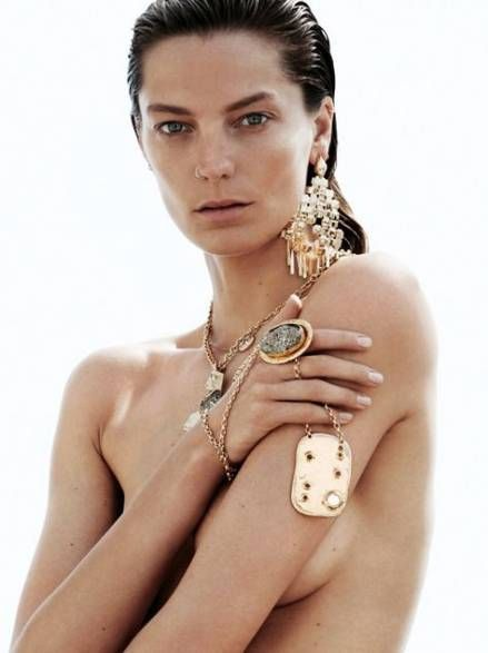 Photo of 16+ Ideas for Jewerly Editorial Photography Daria Werbowy – 16+ Ideas …