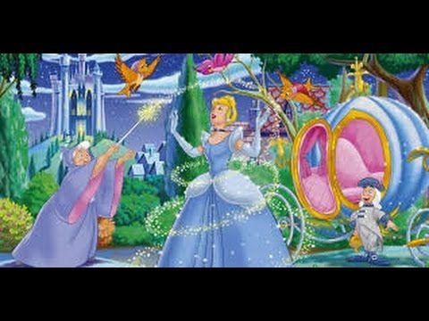 La Cenicienta Pelicula Completa En Espanol Disney 1950 Cinderella Wallpaper Cinderella Cartoon Disney Princess Pictures