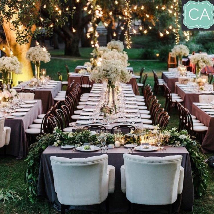 Stunning enchanted garden wedding in malibu saddlerockranch events gardenwedding malibuwedding enchantedforest also