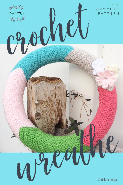 Photo of Free Crochet Wreathe Pattern