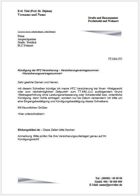 Gothaer single versicherung kündigen
