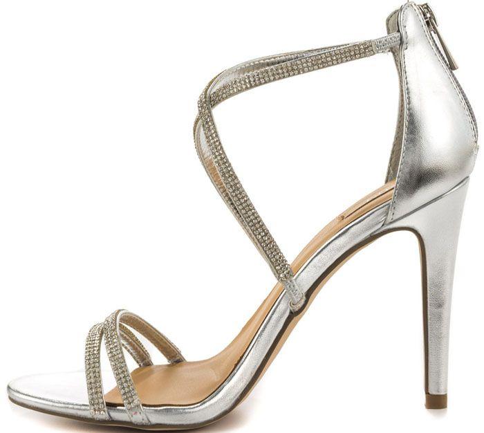 """839361cc6b9 ALDO """"Arenani"""" Double Strap Sandals Next Shoes"""