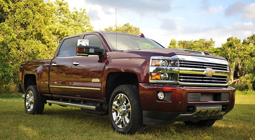 Test Drive Chevrolet Silverado 2500 High Country Awd 2017 Https Autoproyecto