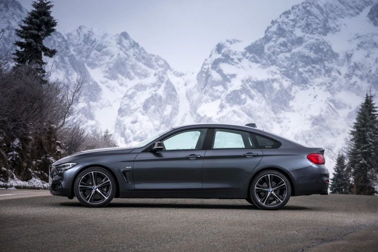 Top Gear Says Bmw 4 Series Gran Coupe Is Possibly Bmw S Best Car