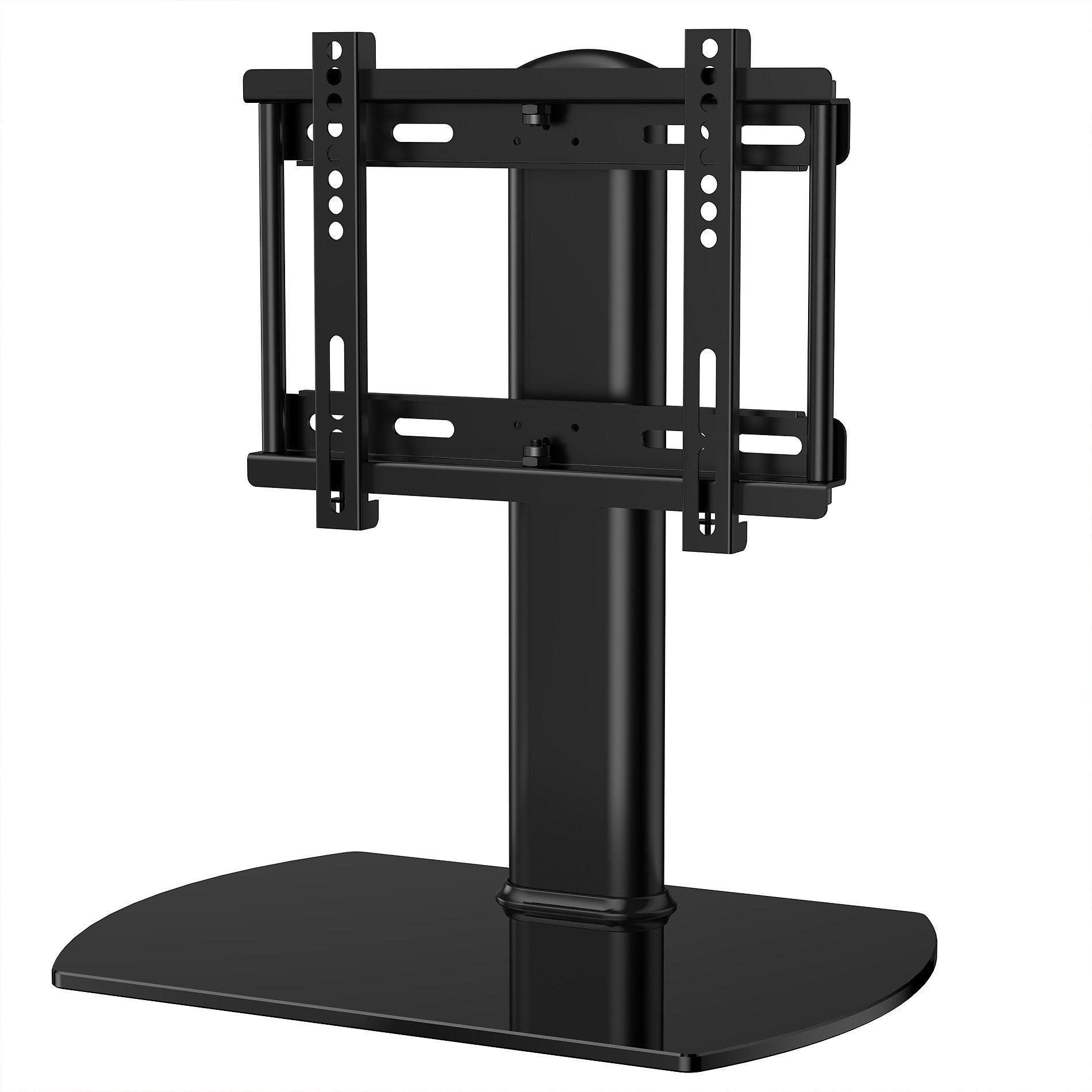 Flat Screen Tv Console Universal Tv Stand Pedestal Base Wall Mount For 27 37 Flat Screen