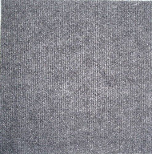 Peel And Stick Carpet Tiles Gray 12 Inch 36 Square Feet By