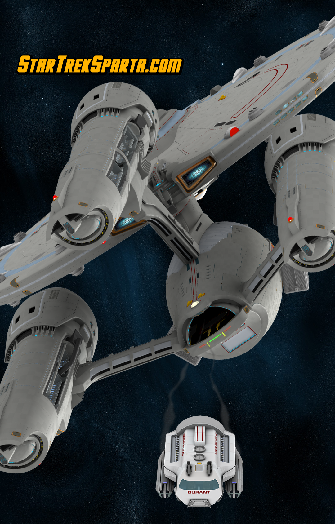the star ship sparta ncc 1300 from star trek sparta the free webcomic set in the new jj abrams universe ww star trek ships star trek art star trek starships pinterest