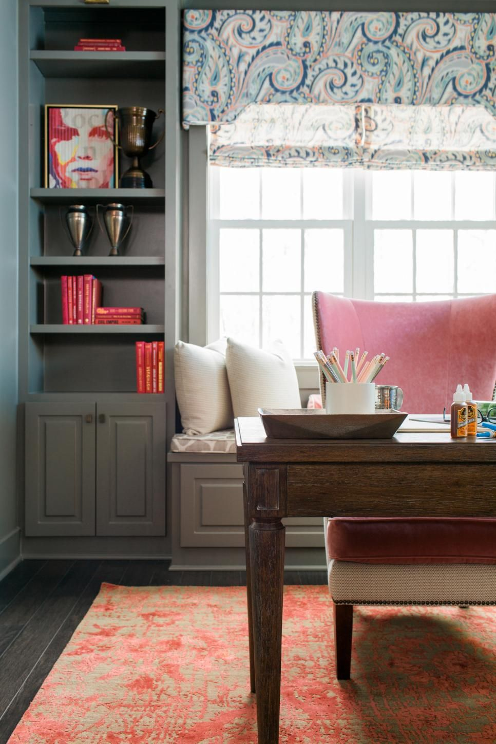 Pictures Of The HGTV Smart Home 2016 Home Office >> Http