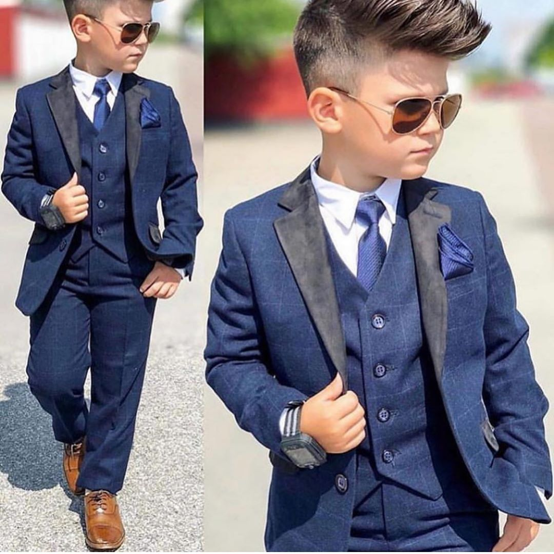 The Next Generation Photo By Unknown Dm If You Know Boys Wedding Suits Boys Dress Clothes Boys Dress