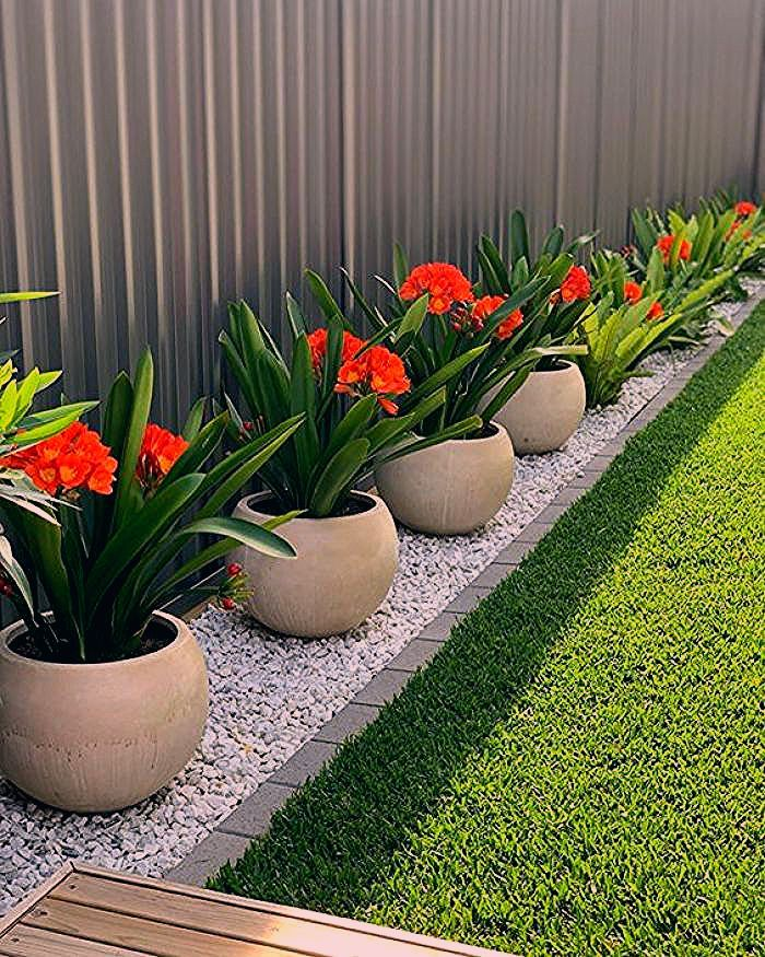 Photo of 10 Best DIY ideas to decor Front Yard with Planters