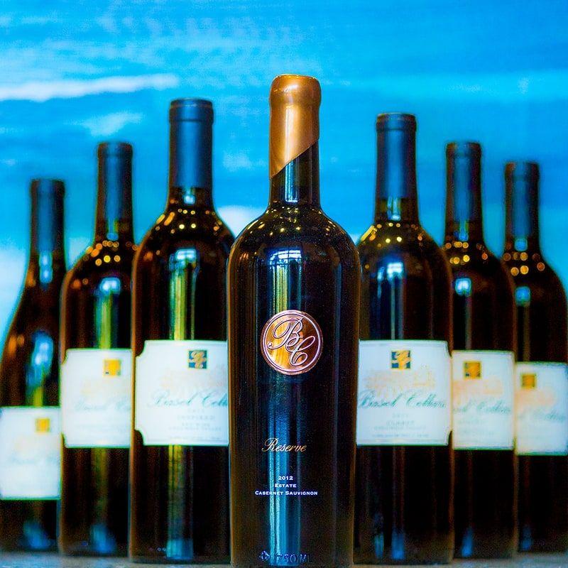 Basel Cellars Estate Winery Winery, Wine bottle, Estates