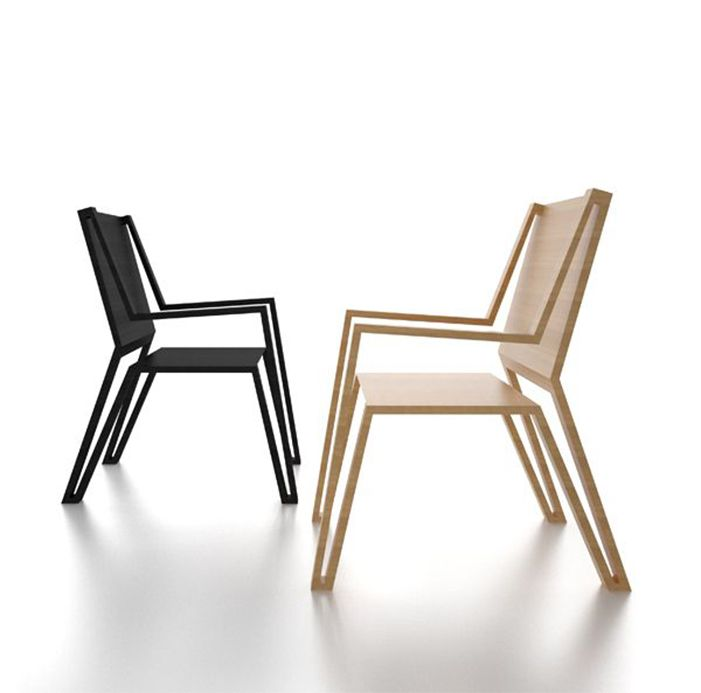 Lovely Top 5*contemporary Wood Chairs