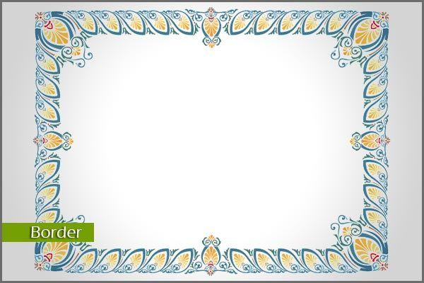 حاشـــــیه Tapestry Home Decor Decor