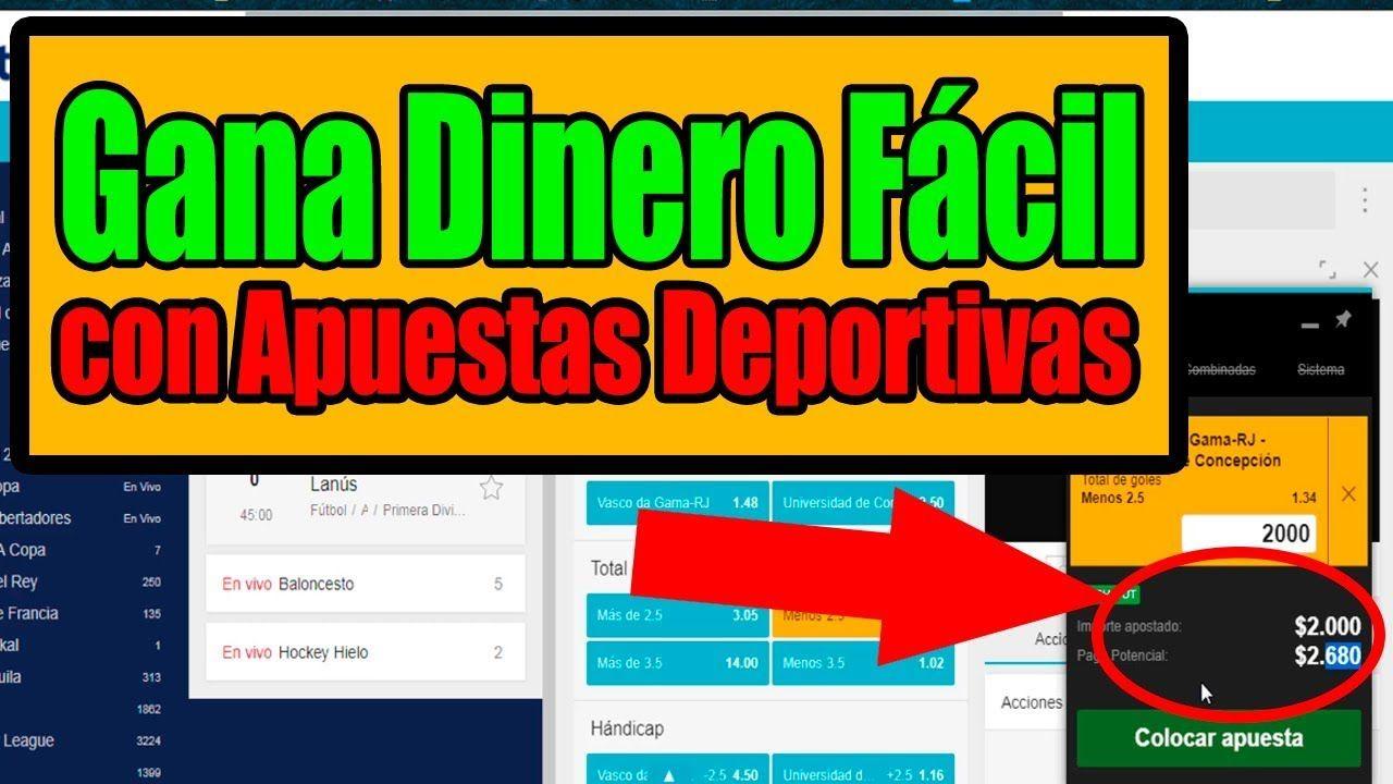 Ganar Dinero Con Apuestas Deportivas Colombia Como Ganar Dinero Fácil Ganar Dinero Facil Ganar Dinero Como Ganar Dinero Facil